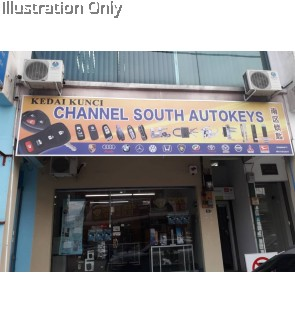 Channel South Autokeys