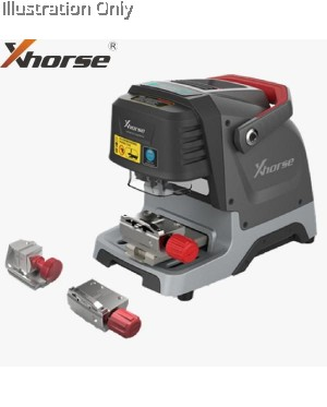 Xhorse Condor DOLPHIN XP005 Automatic Key Cutting Machine English Supports IOS & Android