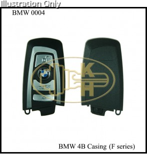 BMW 4B F SMART KEYSHELL