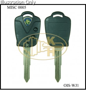 OS-035 Proton Waja Style Casing / DIY FIX / HOPING CODE Remote