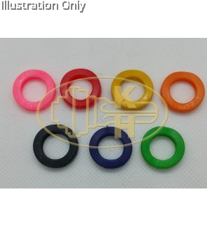 COLORFUL ID RING (200PCS)