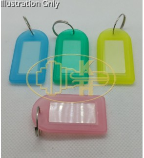 KEY LABEL B-16 (50PCS)