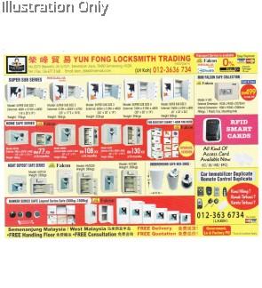 Yun Fong Locksmith Trading