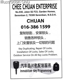 Chee Chuan Enterprise