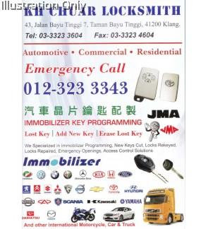 Kh Chuar Locksmith