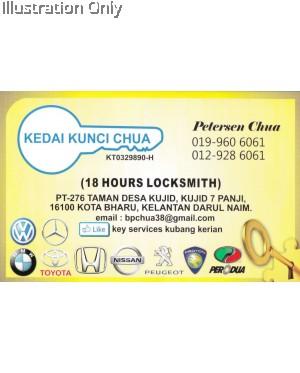 Kedai Kunci Chua