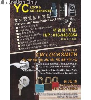 Yc Lock and Key Service