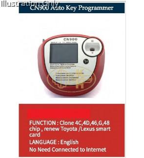 cn900 master key chip programmer