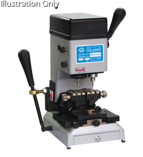 gladiad gl203bhd key cutting machine
