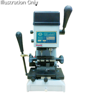 gladiad gl203chd key cutting machine