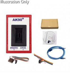 AK90+ AK90 Key Programmer fit for All BMW EWS