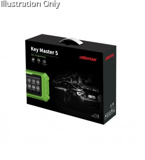 OBDSTAR key master 5 (MALAYSIA version)