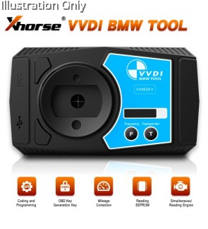 Xhorse VVDI BMW