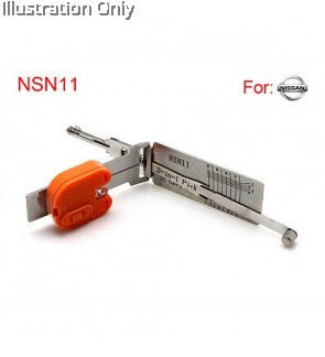 NSN11 NISSAN 2-IN-1 PICK AND DECODER- DOOR/TRUNK