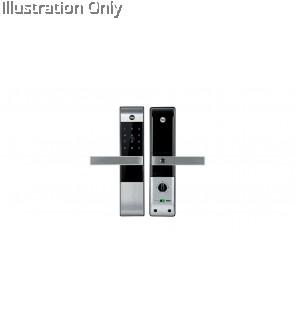 YALE YDM3109 - Premium Proximity Card Digital Door Lock with Anti-panic