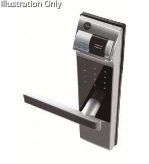 YALE YDM 4109 - Intelligent Biometric Fingerprint Digital Door Lock
