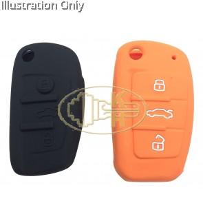 Audi Flip Remote Silicone Protector