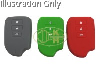 Toyota Vios 3B Smart Key Silicone Protector