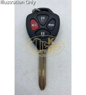 Original Toyota Camry Remote Key