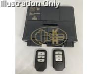 Honda City Ecu Set