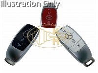 2017 MB SMART REMOTE KEY CASE