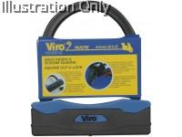 VIRO U-LOCKS WITH SQUARE CUT