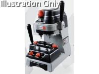 Keyline 305 Laser Machine with dual speed and Tilting Jaws