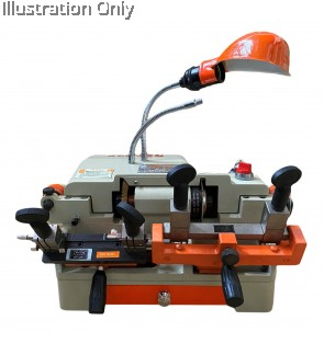 Oscar 2009A Multi Key Cutting Machine