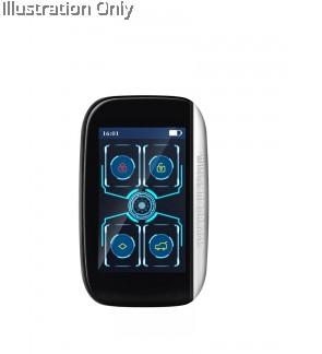 VVDI LCD Smart Remote Key Range Rover Style