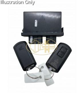 ORIGINAL HONDA VARIO K59 SMART KEY ECU REPLACEMENT