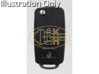 XHORSE xkb510en remote key