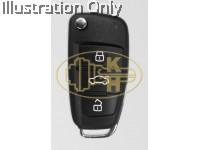 XHORSE xka600en remote key