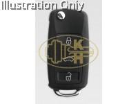 XHORSE xkb501en remote key