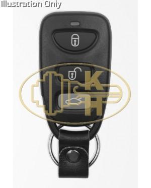 XHORSE xkhy00en remote key