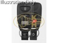 XHORSE xkhy01en remote key