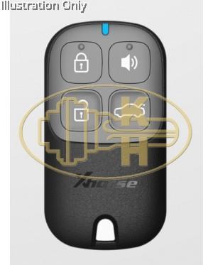 XHORSE xkxh03en remote key