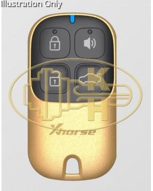 XHORSE xkxh02en remote key
