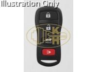 XHORSE xkni00en remote key
