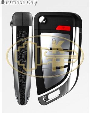 XHORSE xkkf22en remote key