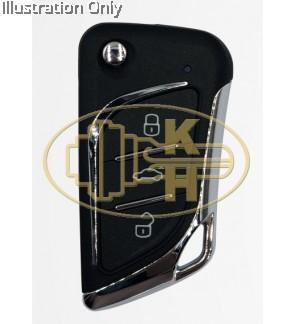XHORSE xklks0en remote key