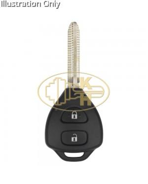 XHORSE xkto05en remote key