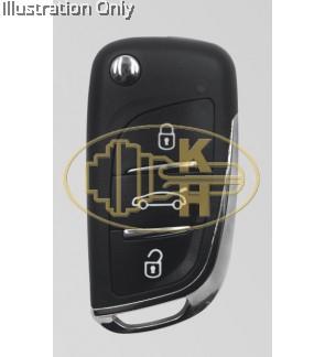 XHORSE xeds01en superchip in circuit remote key
