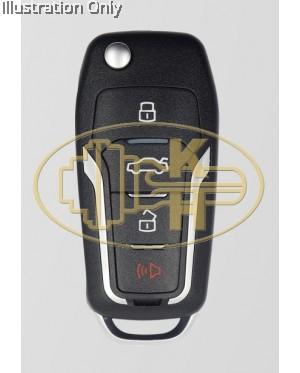 XHORSE xefo01en superchip in circuit remote key