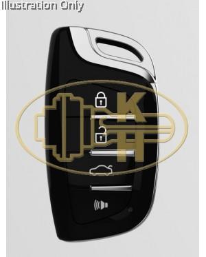 XHORSE xscs00en smart proximity remote key