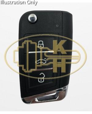 XHORSE xsmqb1en smart proximity remote key