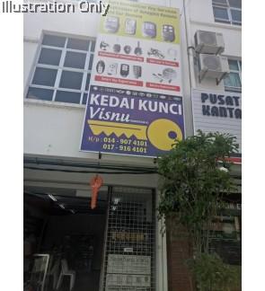 Kedai Kunci Visnu